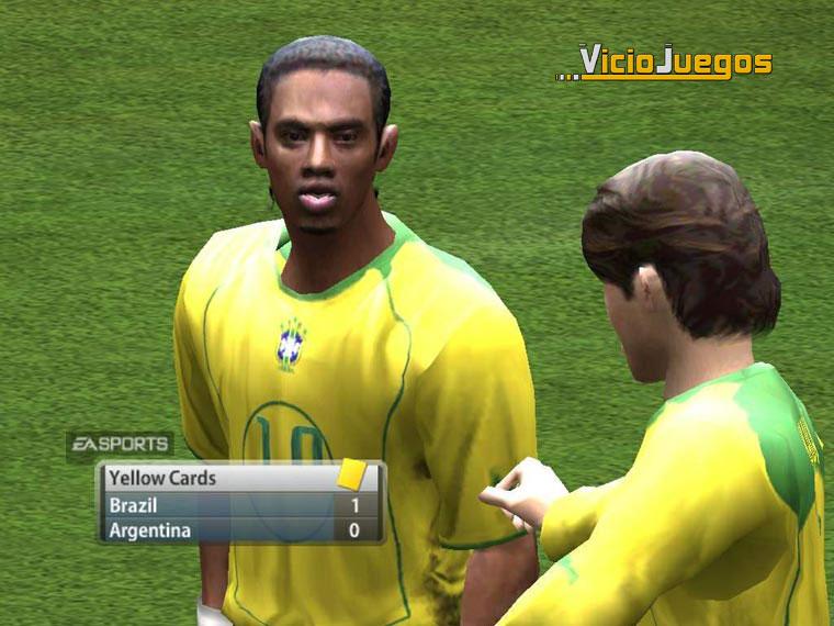 FIFA 06: Un f�tbol perfecto
