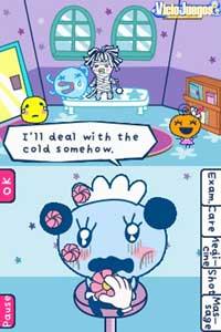Imagen/captura de Tamagotchi Connection Corner Shop para Nintendo DS