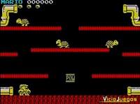 Imagen/captura de Mario Bros para Spectrum