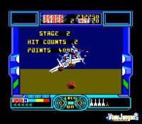Imagen/captura de After Burner para Amstrad