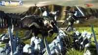 Avance de Lair: Dragones y...¿mazmorras?