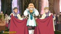 Avance de Tales of the Abyss : Las Crónicas de Luke