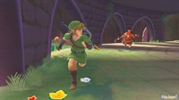 Avance de The Legend of Zelda: Skyward Sword: Jugamos en la Gamefest
