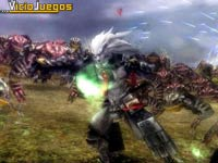 Avance de Ikusa Gami (Battle God): 65535 vs. 1