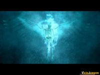 Éste es El Ángel de la Muerte.