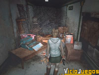 Imagen/captura de Silent Hill 3 para PlayStation 2