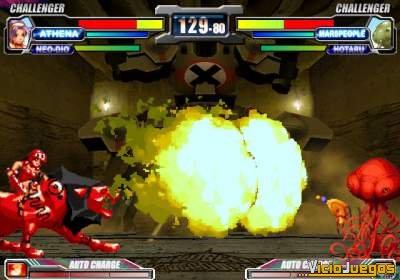 Impresiones Jugables: Neo Geo Battle Coliseum