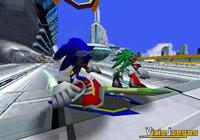 Sonic y Jet frente a frente, ¿Quién es más rápido?