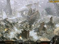 El bombardeo de Stalingrado es espectacular