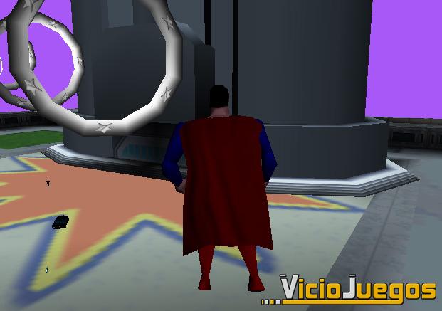 �Impide que Superman salve a sus amigos!