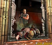 Tanto protagonista como enemigos están modelados de forma notabale, aunque estos últimos se asemejen