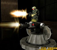 El sonido de las distintas armas que aparecen en el juego es muy real