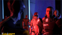 Avance de Mass Effect: Primer Vistazo: Mass Effect