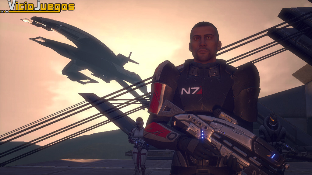 Primer Vistazo: Mass Effect