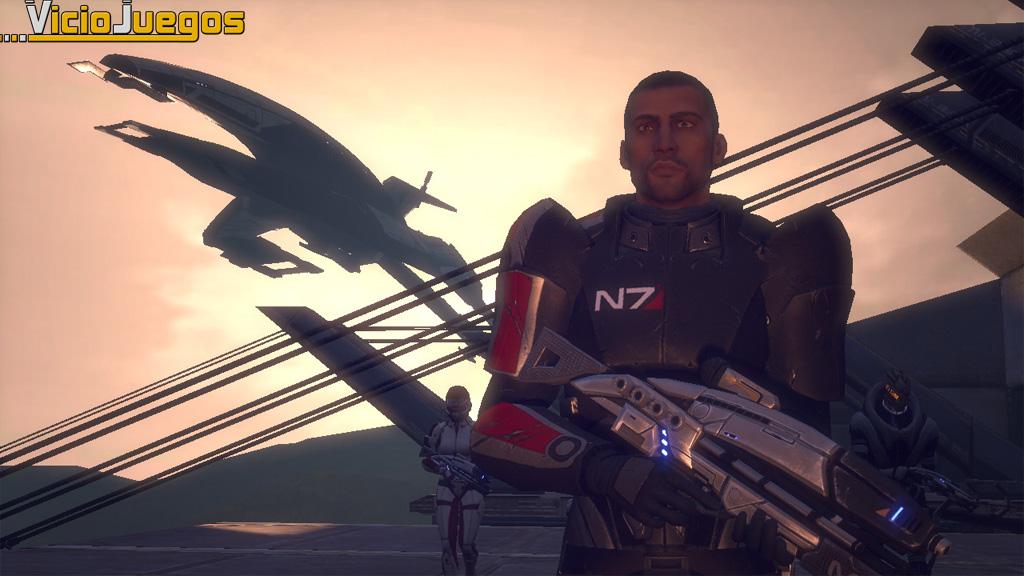 Primer Vistazo: Mass Effect