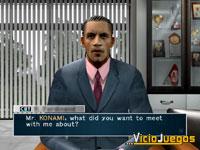 Imagen/captura de Pro Evolution Soccer Management para PlayStation 2