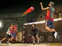 Avance de FIFA Street 2: Callejea con el esférico en tus pies