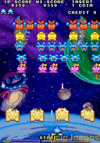 Space Invaders '95