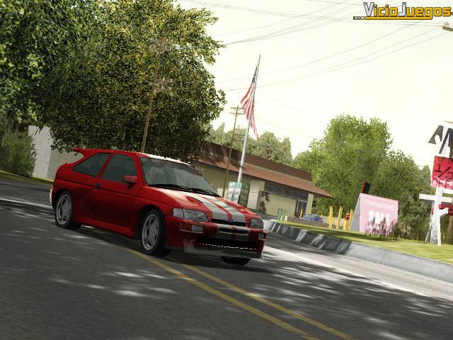 Impresiones Jugables: Ford Street Racing