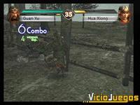 Imagen/captura de Dynasty Warriors 4 para PlayStation 2