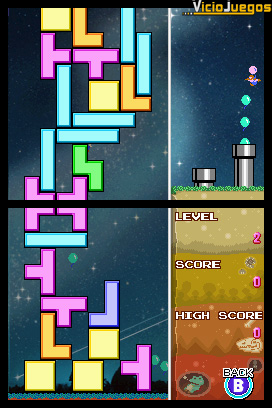 Impresiones Jugables: Tetris DS