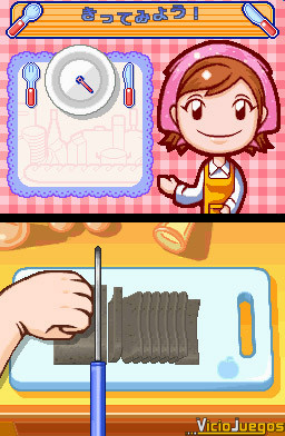 Impresiones Jugables: Cooking Mama