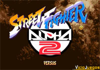 Avance de Street Fighter Alpha Anthology: El universo Alpha en tus manos