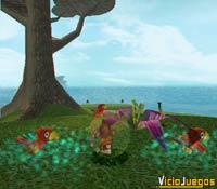 Imagen/captura de Super Monkey Ball Adventure para GameCube