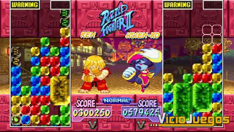 Primer Vistazo: Capcom Puzzle World