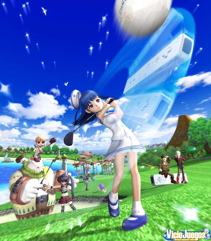 Impresiones Jugables: Super Swing Golf Pangya