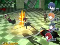 Avance de Shin Megami Tensei: Persona 3: Primer Vistazo: Persona 3