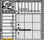 Imagen/captura de Mario's Picross para Game Boy