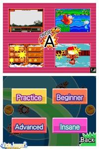 Imagen/captura de Point Blank DS para Nintendo DS