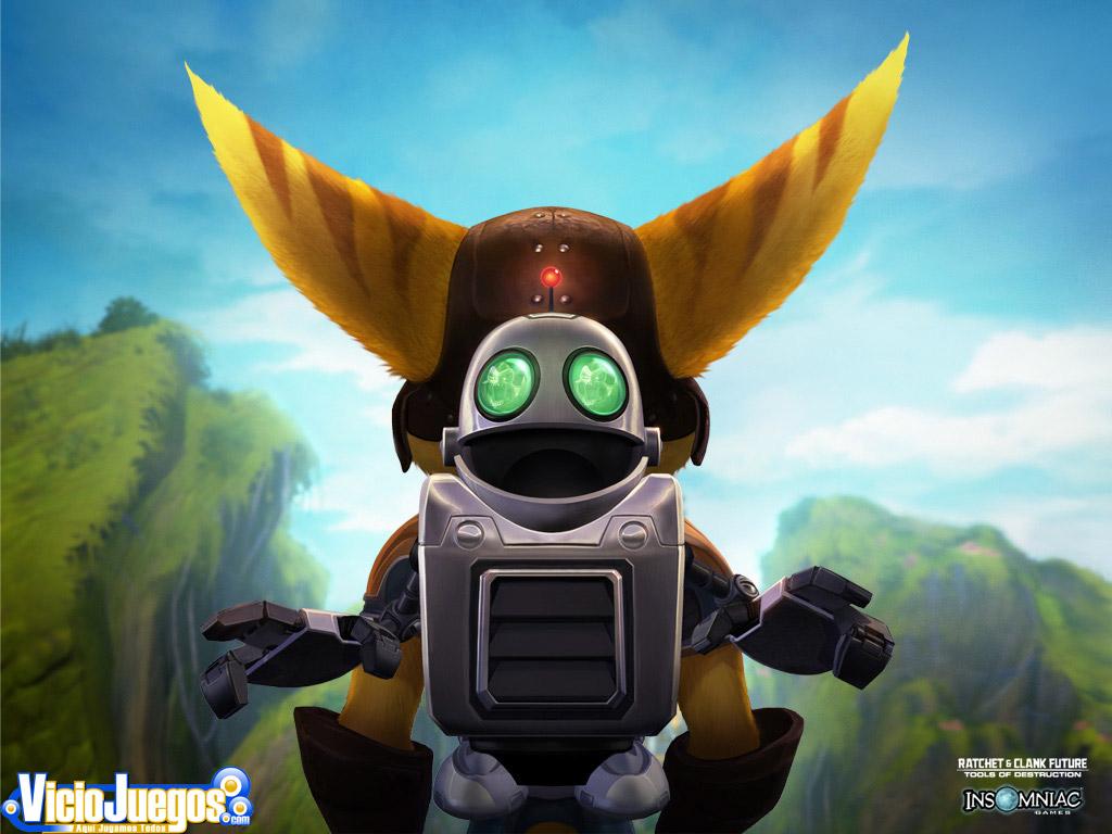 Impresiones Jugables: Ratchet & Clank