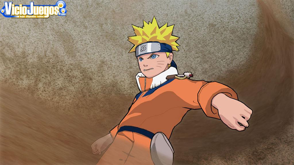 E3`07: Naruto: Rise of a Ninja