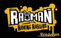 """""""Rayman Raving Rabbids"""" nos ofrece la friolera de 75 disparatados minijuegos"""