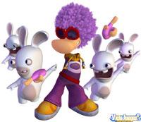 Los conejos no saben ordeñar vacas... ¡pero saben bailar!