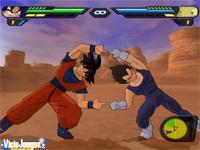 Análisis de Dragon Ball Z: Budokai Tenkaichi 2 para PS2: Saiyan World