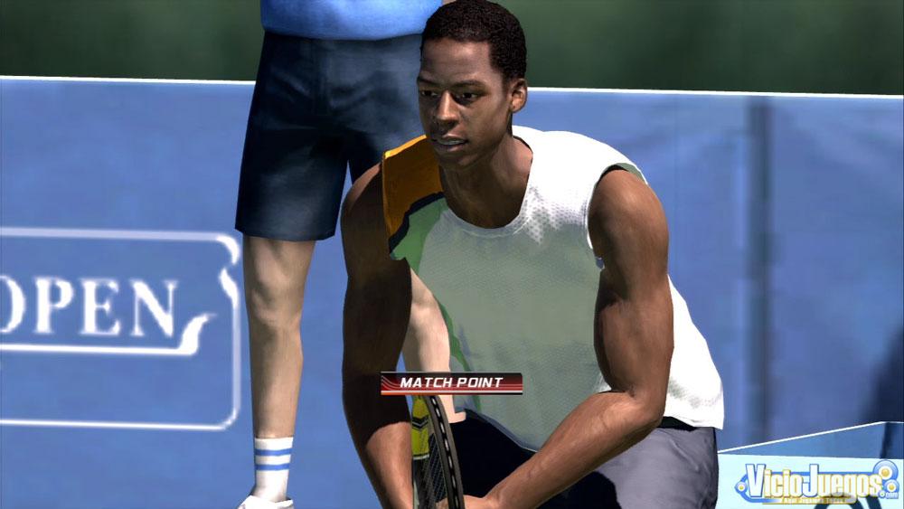 Impresiones jugables: Virtua Tennis 3