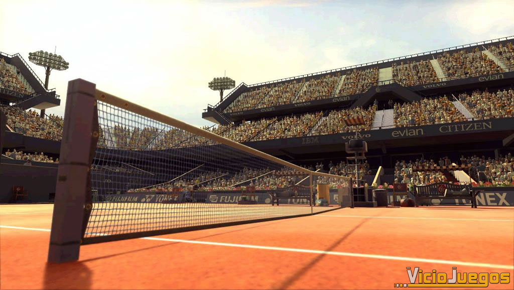 Primer Vistazo: Virtua Tennis 3