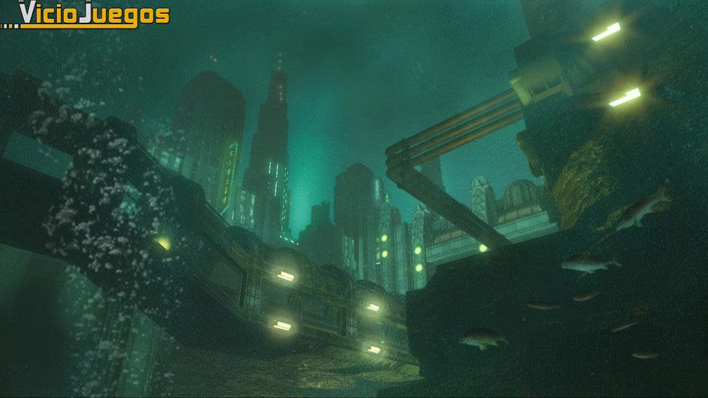 Impresiones Jugables: Bioshock