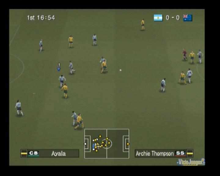 Impresiones Jugables: Pro Evolution Soccer 6
