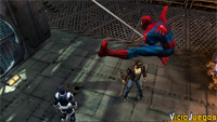 Avance de Marvel: Ultimate Alliance: Los héroes de Marvel unen sus fuerzas
