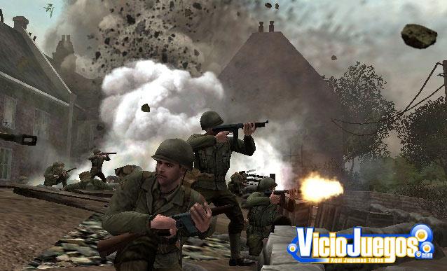 Primer Vistazo: Call of Duty 3