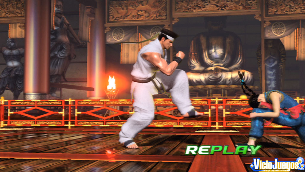 Impresiones Jugables: Virtua Fighter 5