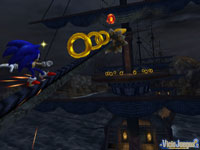 Avance de Sonic y los Anillos Secretos: El regreso del héroe azul