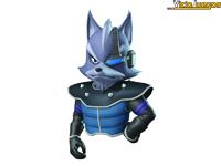 Imagen/captura de Star Fox Command para Nintendo DS