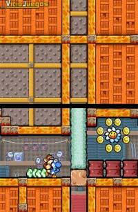 Imagen/captura de Yoshi's Island DS para Nintendo DS