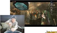 A título de curiosidad hay que mencionar que en Wii Link es diestro, a diferencia de la versión GC