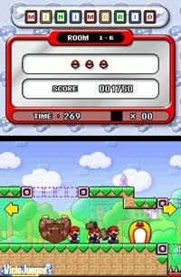 Imagen/captura de Mario vs. Donkey Kong 2: March of the Minis para Nintendo DS
